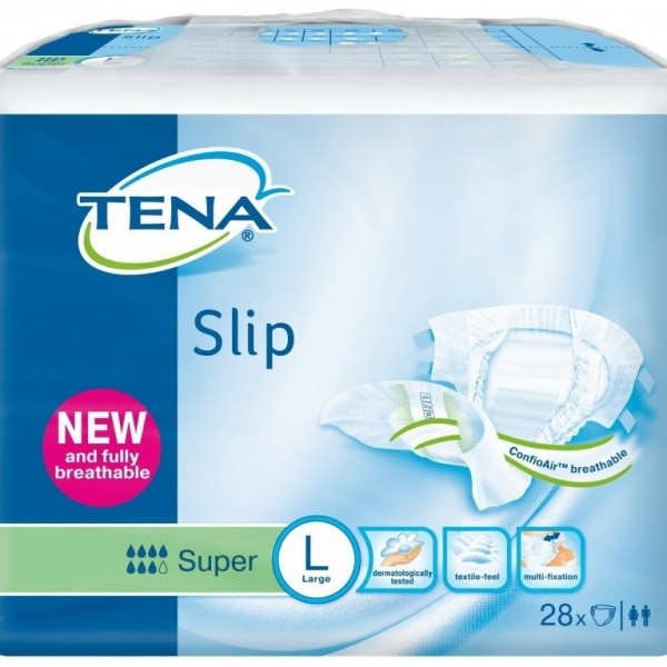 tena slip super large